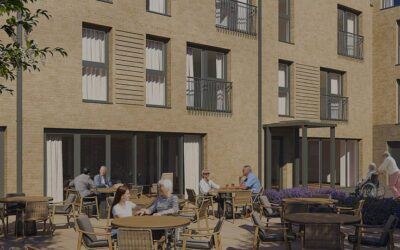 Lovell Later Living breaks ground on £45m Extra Care housing scheme in Gosport, Hampshire