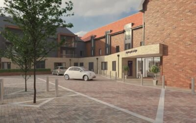 Places For People invites customers in at Nightingale Lodge, as new show homes are unveiled!