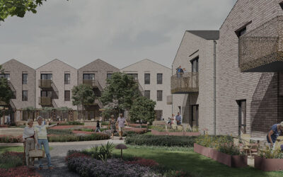 First phase of ambitious extra care housing programme in Leeds tops out